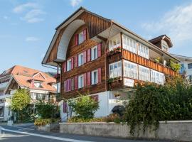 3B Lodge, Thun (Oberhofen am Thunersee yakınında)