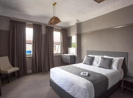 Nags Head Hotel, Newcastle (Adamstown yakınında)