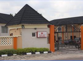 Nest Spa And Suites, Ibadan (Near Ona-Ara)