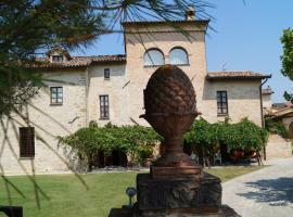 Residenza D'epoca Il Biribino, Città di Castello (Selci yakınında)