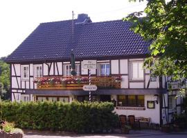 Ferien- und Monteurwohnung, Hohn