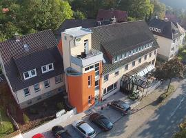 Hotel-Restaurant zum Roeddenberg, Osterode (Katzenstein yakınında)