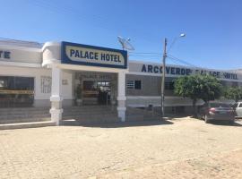 Arcoverde Palace Hotel, Arcoverde (Sertânia yakınında)