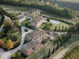 Casali di Bibbiano, Buonconvento (Berdekatan Castiglione del Bosco)