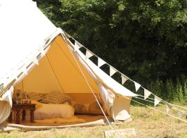 White Horse Glamping, Chichester