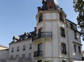 Château Les 4 Saisons, Saint-Cirgues-sur-Couze