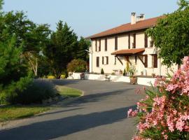 Appartement Saint Laurent, Rieux (рядом с городом Latrape)