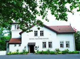 Hotel Frederiksminde, Præstø