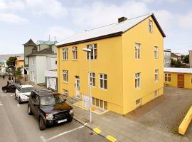 Alfred's Apartments, Reykjavík