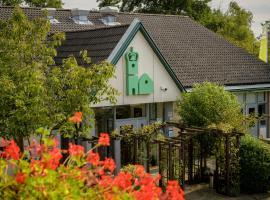 Campanile Hotel & Restaurant Vlaardingen, Vlaardingen (in de buurt van Schiedam)