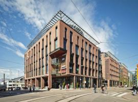 One bedroom apartment in Helsinki, Urho Kekkosen katu 5 (ID 11468), Хельсинки (рядом с городом Камппи)