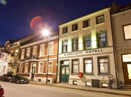 Sjøgløtt Hotel, Kristiansand