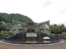 Yuhulanshan Resort, Meishan (Hongya yakınında)