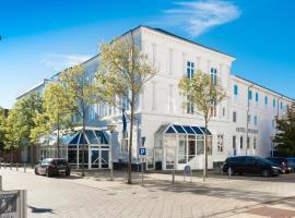 Hotel Phønix Hjørring, Hjørring (Rakkeby yakınında)