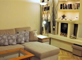 Cozy Antakalnis - apartment in prestigious,quiet area