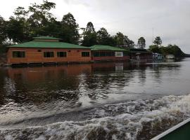 Amazon Arowana Lodge, Careiro (Tupana yakınında)