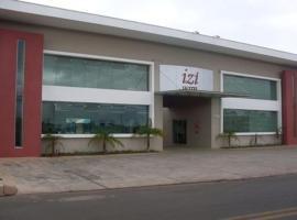 Izi Hotel, Lençóis Paulista