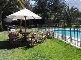 Hotel y Cabañas Sol del Valle, Vicuña