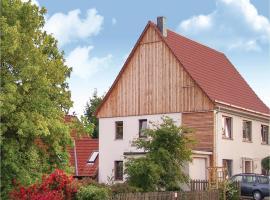One-Bedroom Apartment in Schieder-Schwalenberg, Schieder-Schwalenberg (Steinheim yakınında)