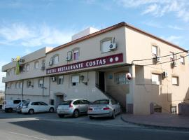 Hotel Costas, Fortuna (La Garapacha yakınında)