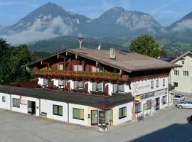 Post Appartements, Strass im Zillertal (Wiesing yakınında)