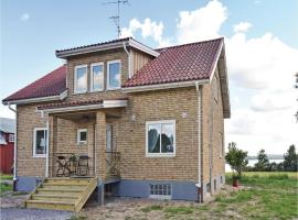 Two-Bedroom Holiday Home in Amotsfors, Åmotfors