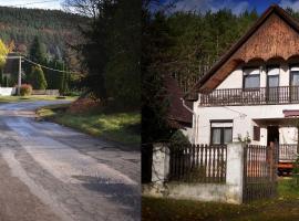 Gesztenyes Vendeghaz, Bükkszék (рядом с городом Pétervására)