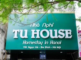 TU House Hanoi
