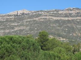 Alojamiento Montsant, Cornudella (La Morera de Montsant yakınında)