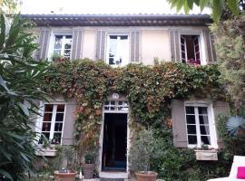 Jolie maison au pied du Garlaban, Éoures