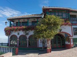 Hotel Portón De Ocetá, Monguí
