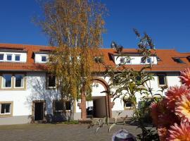 Well-Being Gästehaus Stauf, Eisenberg (Kerzenheim yakınında)