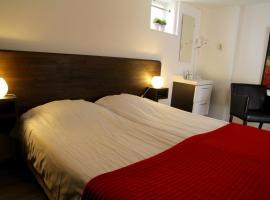 budget rooms Doppenberg, Zandvoort