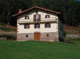 Casa rural Lakoizketa, Legasa (Donamaría yakınında)