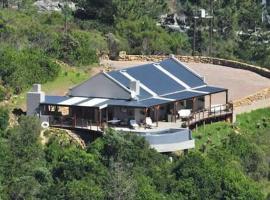 Kaaimans Kloof House, Wilderness (in de buurt van Wilderness)