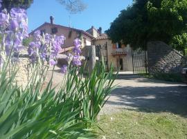 Casa Vacanze Podere Ugolini, Ronta (Fondaccio yakınında)