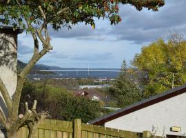 Hillside View, Inverness., Инвернесс (рядом с городом Bunchrew Station)