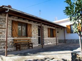 Newly-Built Stone House with Stunning Views, Волос (рядом с городом Neochori)