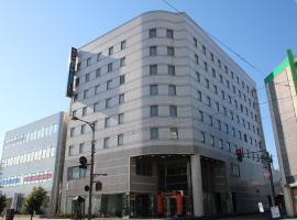 APA Hotel Takaoka-Marunouchi, Takaoka (Himi yakınında)