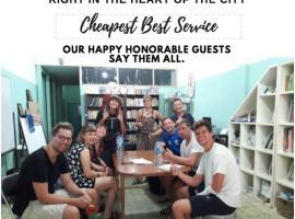 Dazhong Backpacker's Hostel
