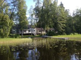 Luxury Lake Villa Vaapukka