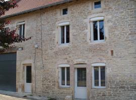 Le Grison, Lalheue (рядом с городом Beaumont-sur-Grosne)