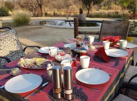 Camp Mara, Omaruru (Near Daures)