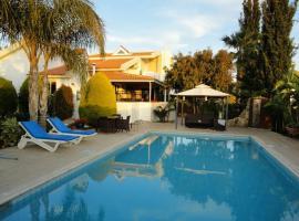 Villa Chris, Baf (Trimithousa yakınında)