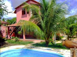 Residência Paraíso Canoa Quebrada CE