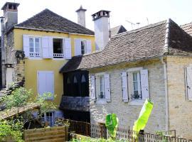 Le Relais du Jacquet, Navarrenx (рядом с городом Castetnau-Camblong)
