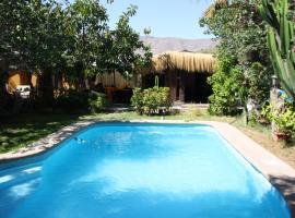 Tikay Suite Hotel, Copiapó