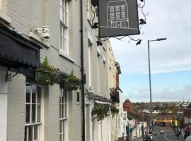 The North Hill Hotel, Colchester
