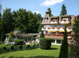 TOP CountryLine Hotel Ritter Badenweiler, Badenweiler (Niederweiler yakınında)