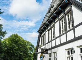 Hotel Waldesruh Am See, Aumühle (nära Basthorst)